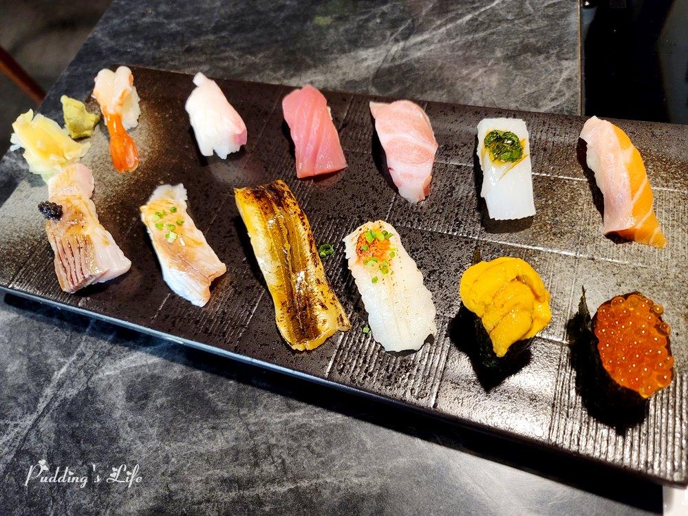 錵鑶日本料理握壽司