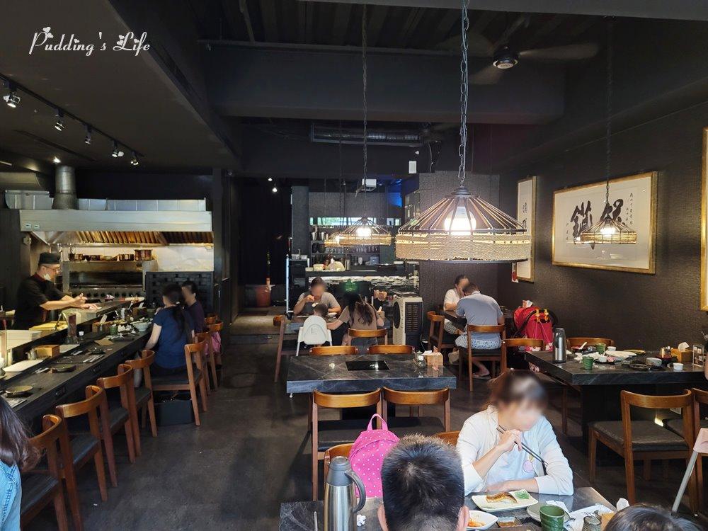 錵鑶日本料理用餐環境