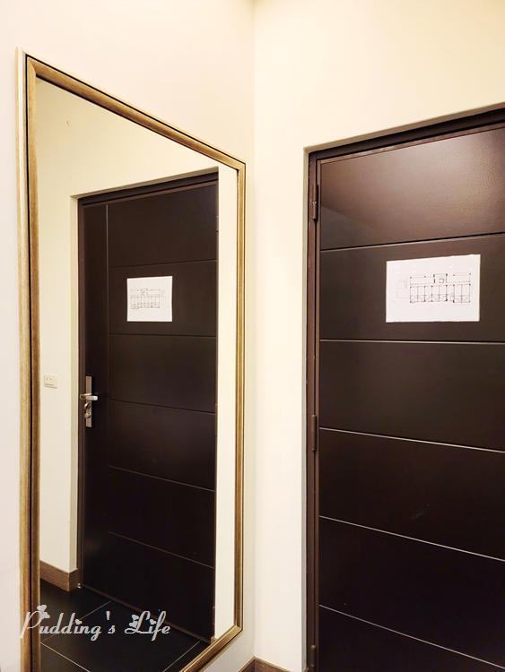 綠動湯泉原宿房間