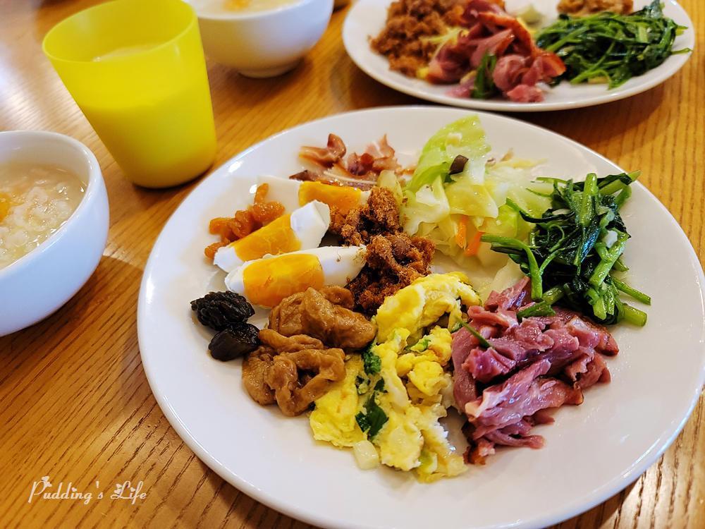 綠動湯泉原宿早餐