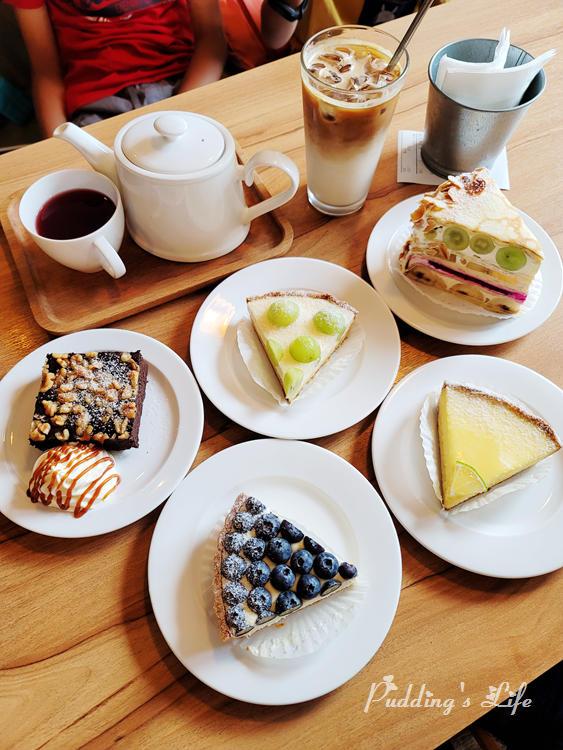 食聚咖啡下午茶