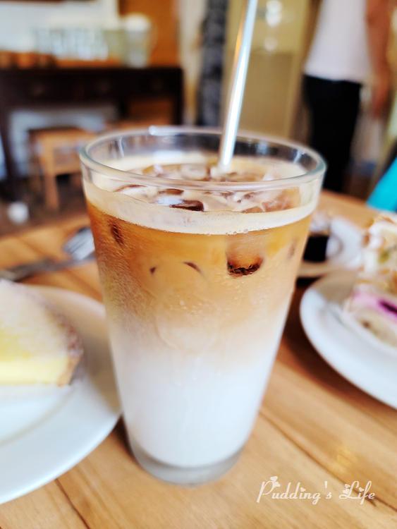 食聚咖啡拿鐵