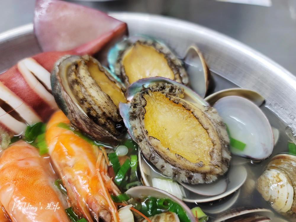 南桃吳記蛤蜊麵-霸氣海鮮麵
