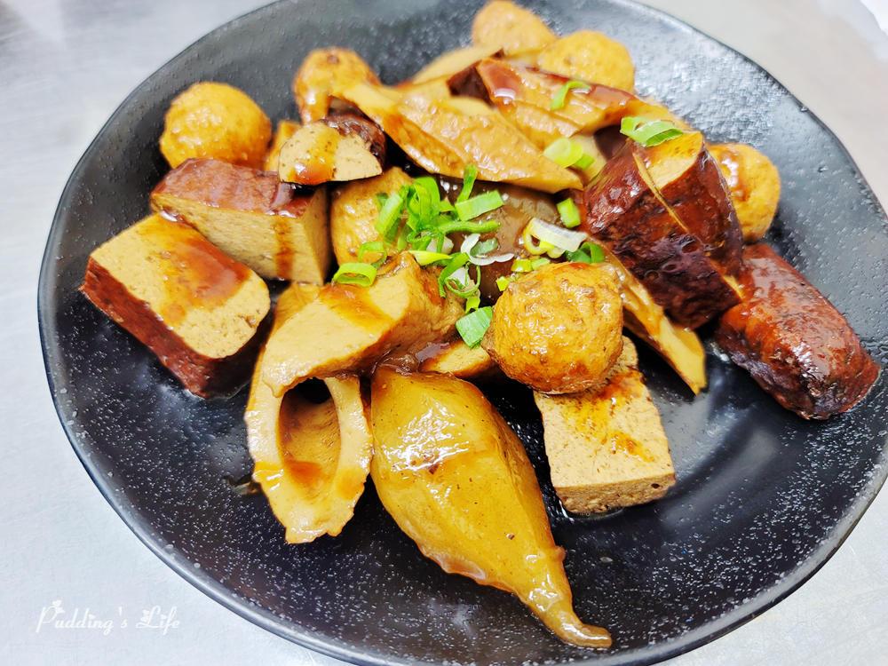 南桃吳記蛤蜊麵-滷味