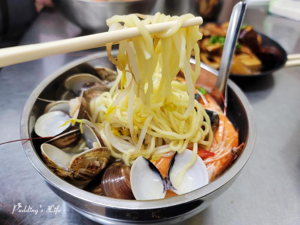 南桃吳記蛤蜊麵-日式拉麵