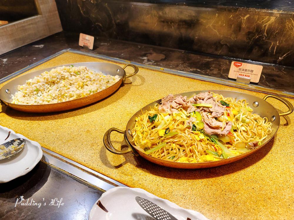 欣葉日本料理-炒飯炒麵