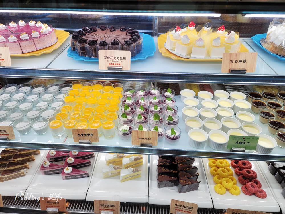 欣葉日本料理-甜點蛋糕