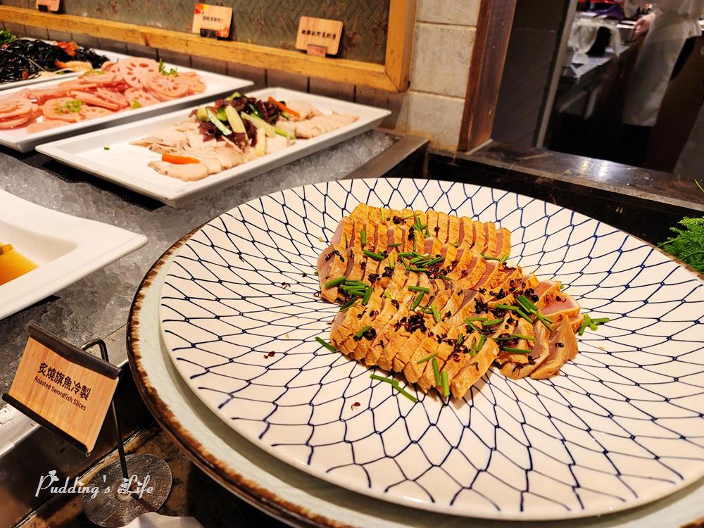 欣葉日本料理-炙燒旗魚