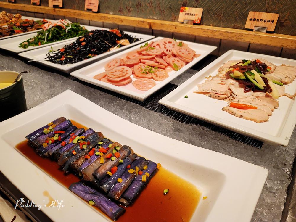 欣葉日本料理-涼拌菜