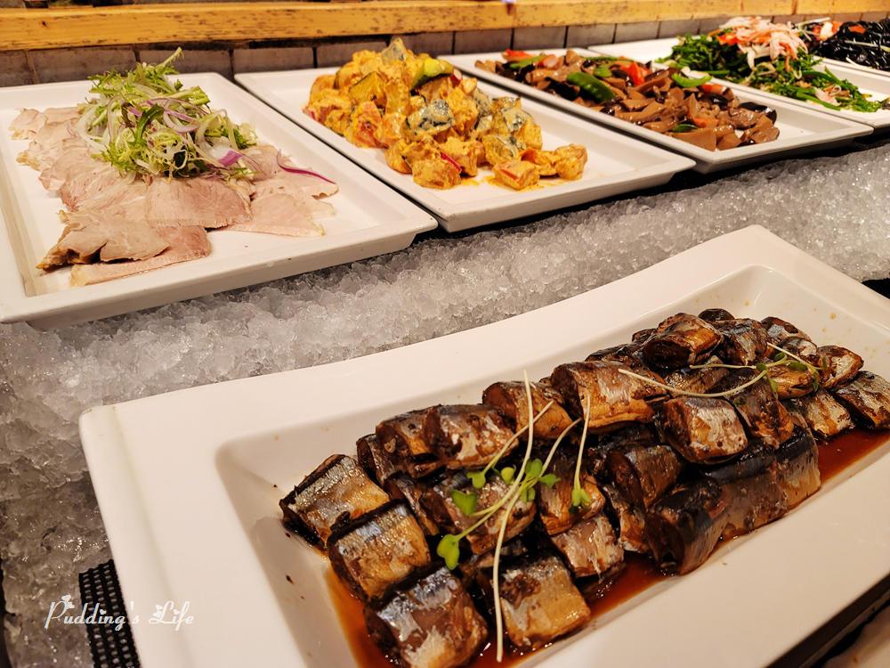欣葉日本料理-冷盤