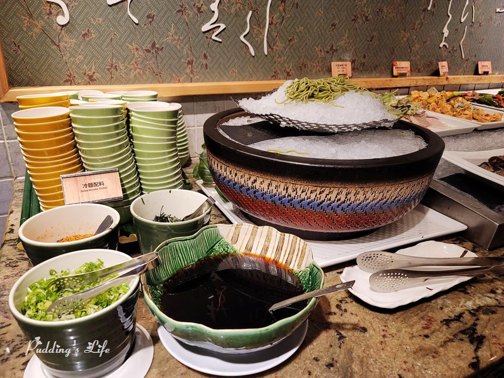 欣葉日本料理-蕎麥麵