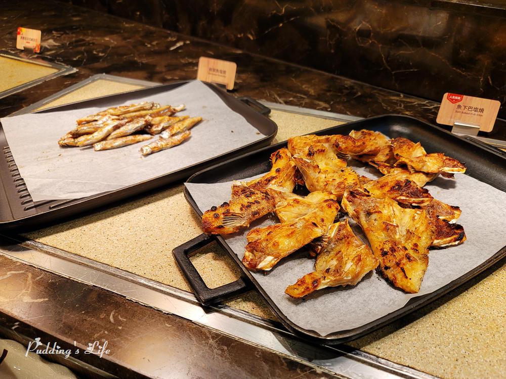 欣葉日本料理-烤魚