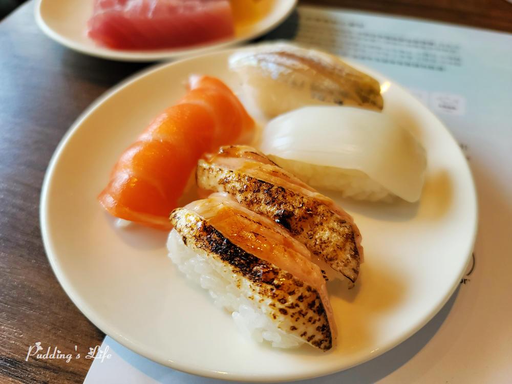 欣葉日本料理-握壽司