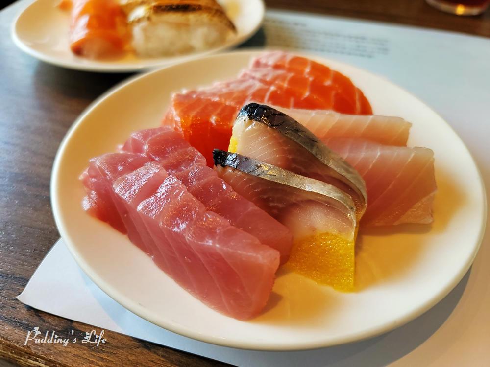 欣葉日本料理-生魚片