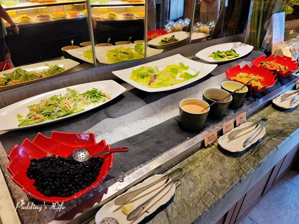 欣葉日本料理-生菜沙拉