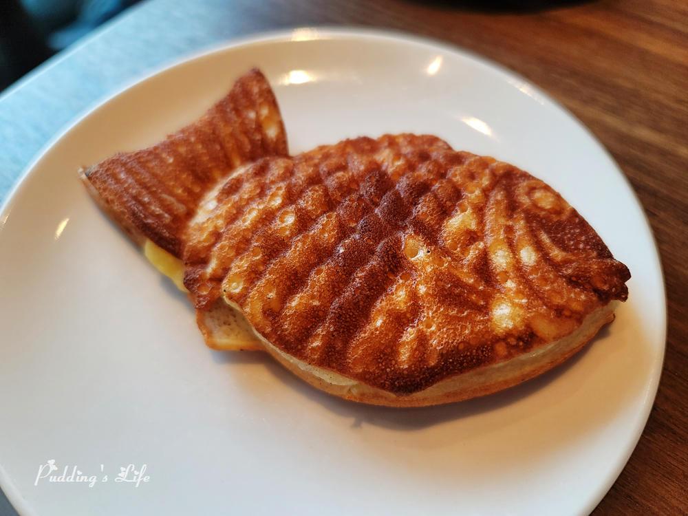 欣葉日本料理-鯛魚燒