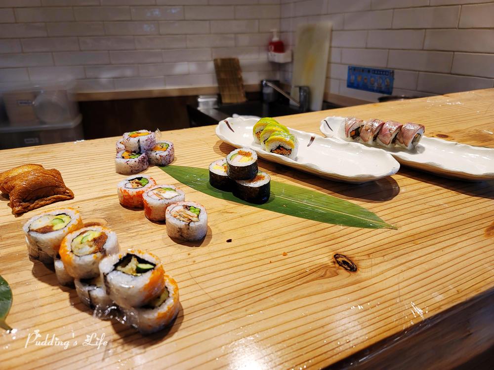 欣葉日本料理-花壽司