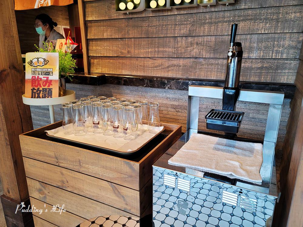 欣葉日本料理-啤酒