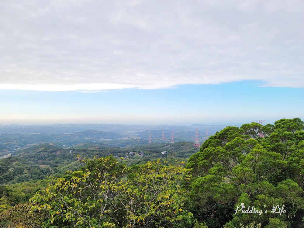 九華山天空步道風景