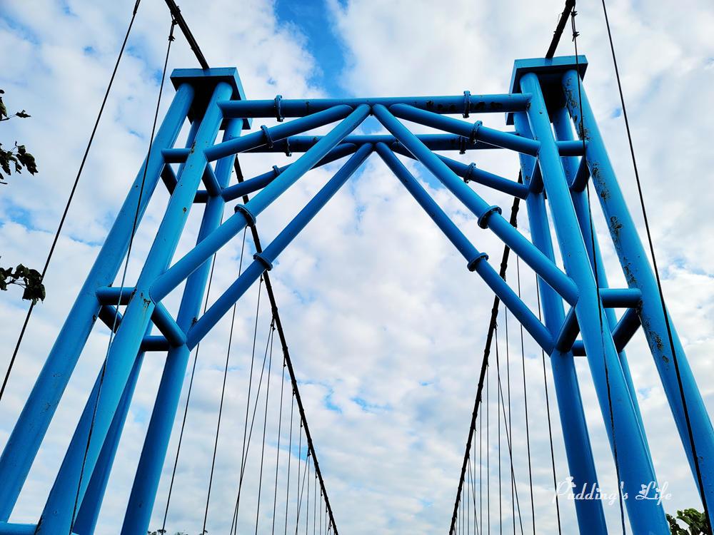 銅鑼天空步道吊橋