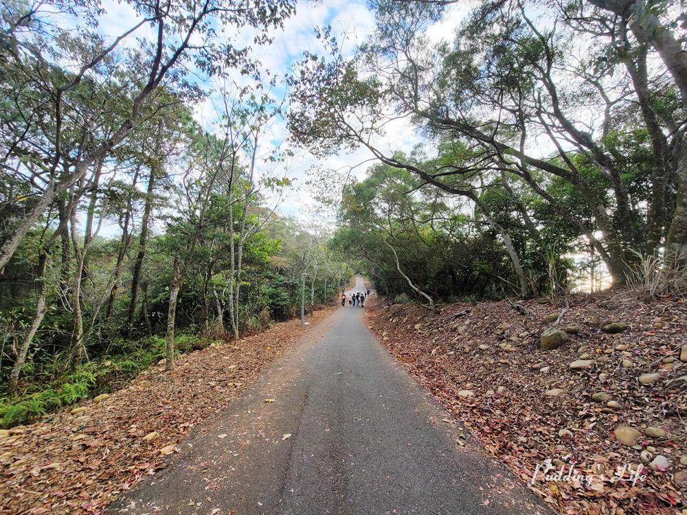 九華山步道