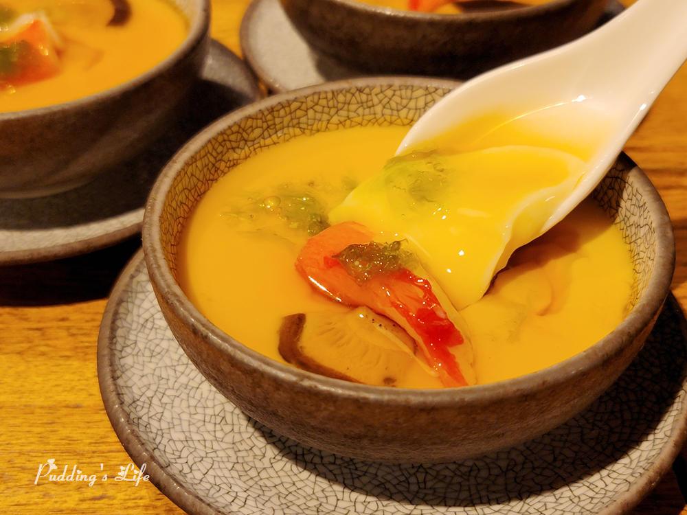 八庵日本料理-茶碗蒸