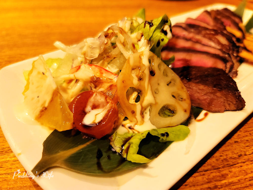 八庵日本料理-牛排