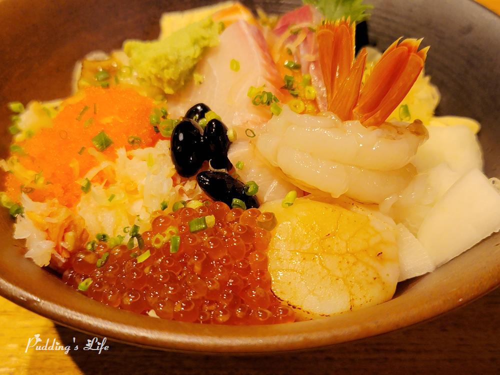 八庵日本料理-海鮮丼