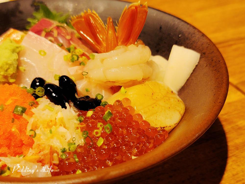 八庵壽司割烹-海鮮丼