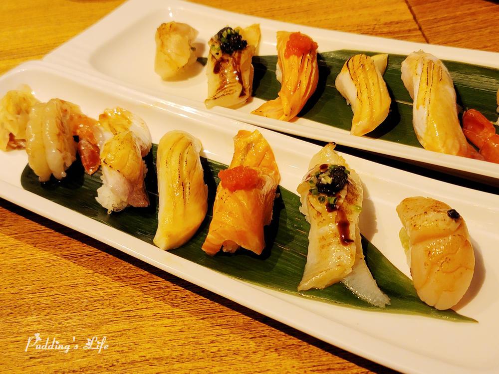 八庵壽司割烹-烤魚.握壽司