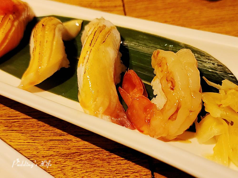 八庵日本料理-炙燒壽司