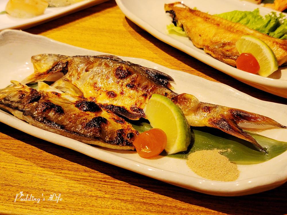 八庵日本料理-鯃仔魚一夜干