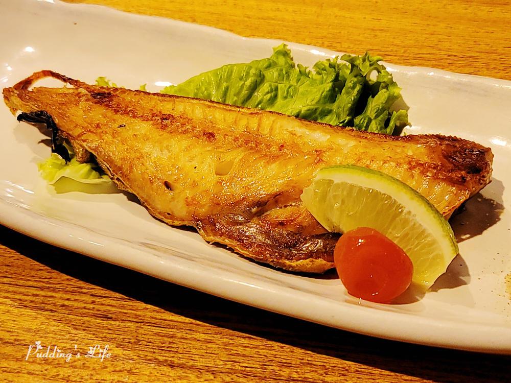 八庵壽司割烹-日本花魚一夜干