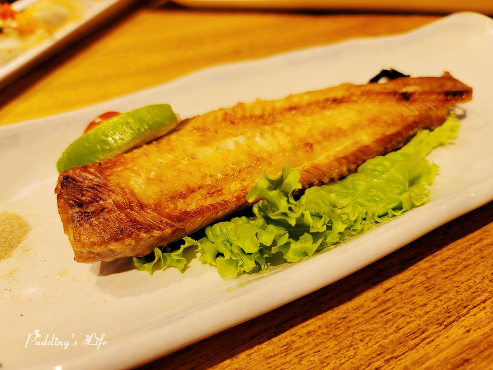 八庵日本料理-花魚一夜干