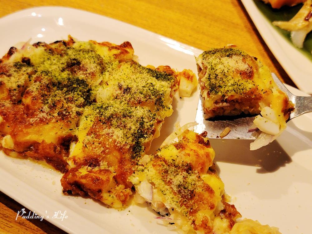 八庵壽司割烹-壽司披薩
