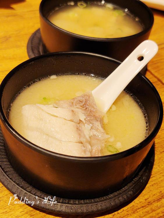 八庵日本料理-味噌湯
