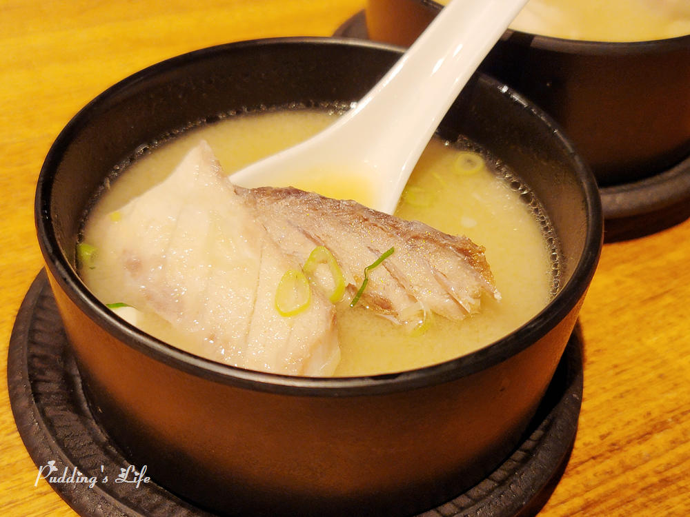 八庵壽司割烹-味噌湯