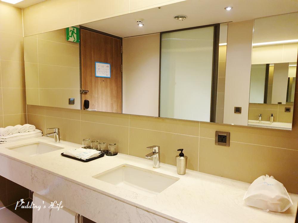 高雄捷絲旅-衛浴洗手槽
