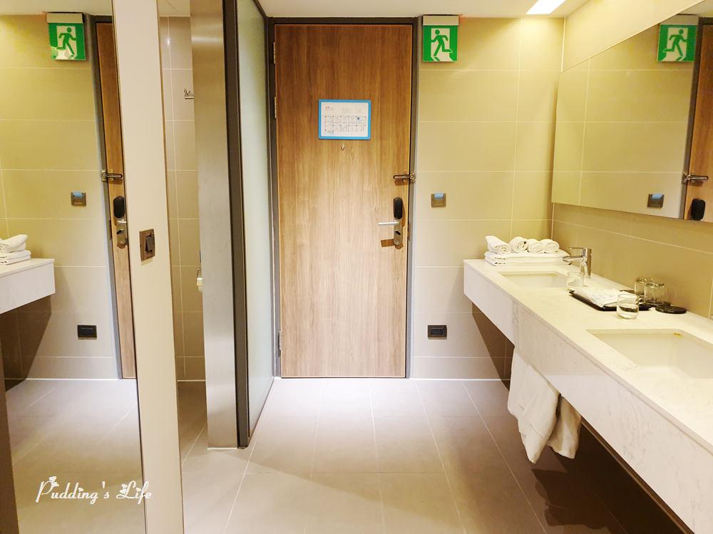 高雄捷絲旅-洗手間衛浴