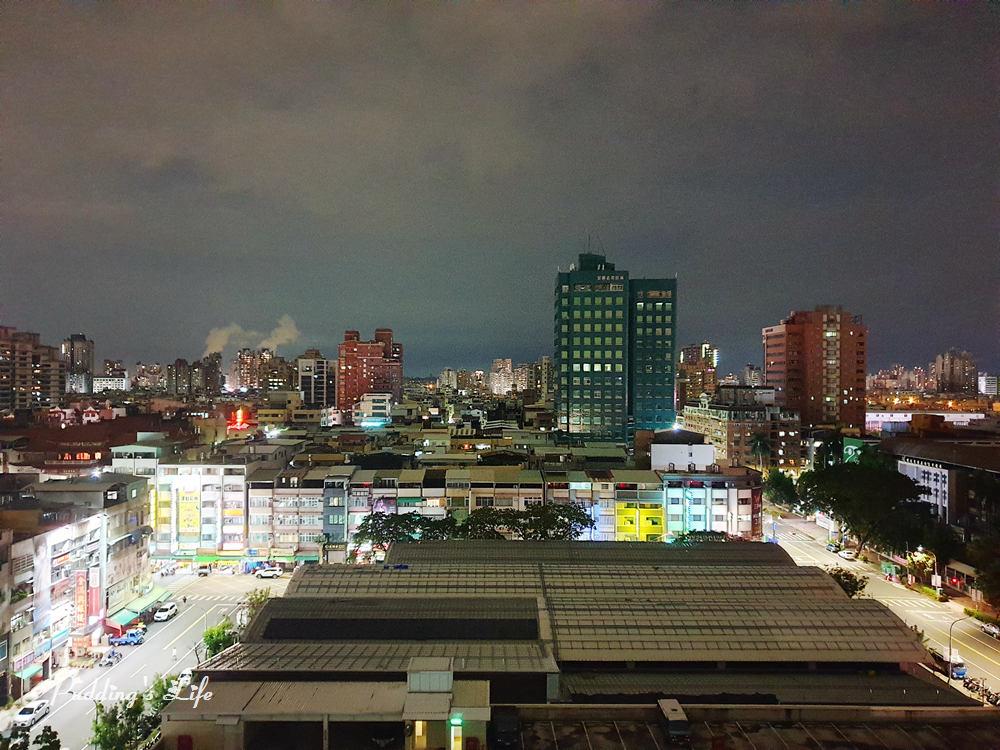 高雄捷絲旅-夜景