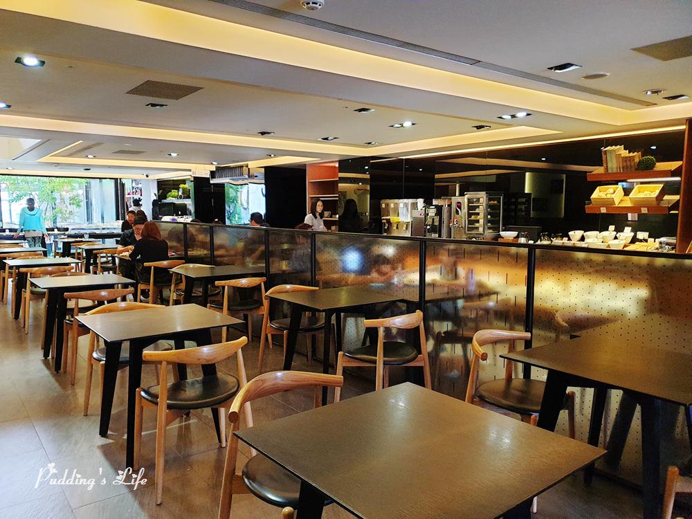 高雄捷絲旅-餐廳區