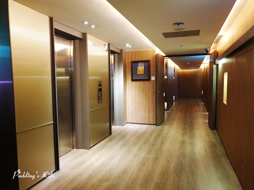 高雄捷絲旅-樓層電梯