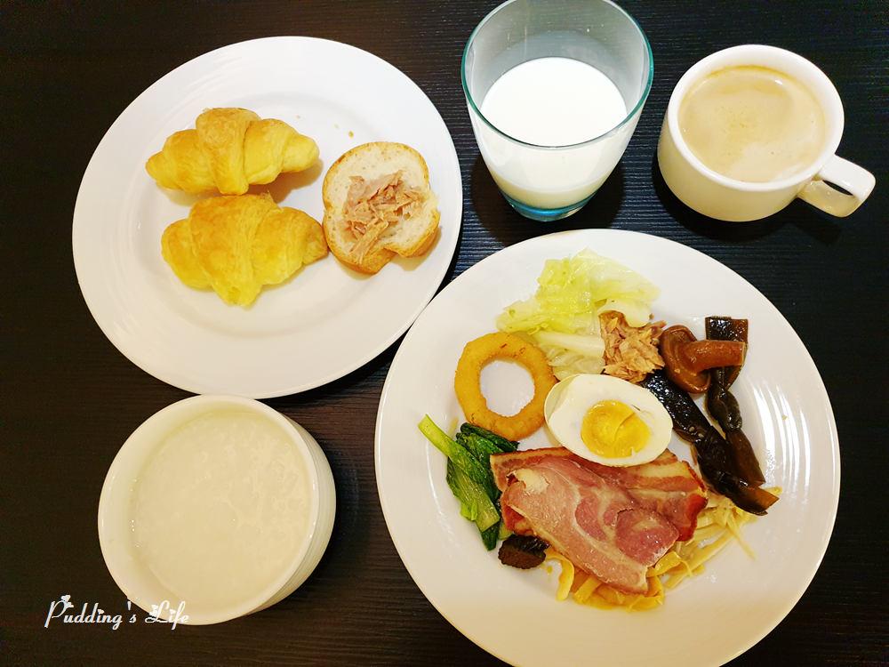 高雄捷絲旅-早餐
