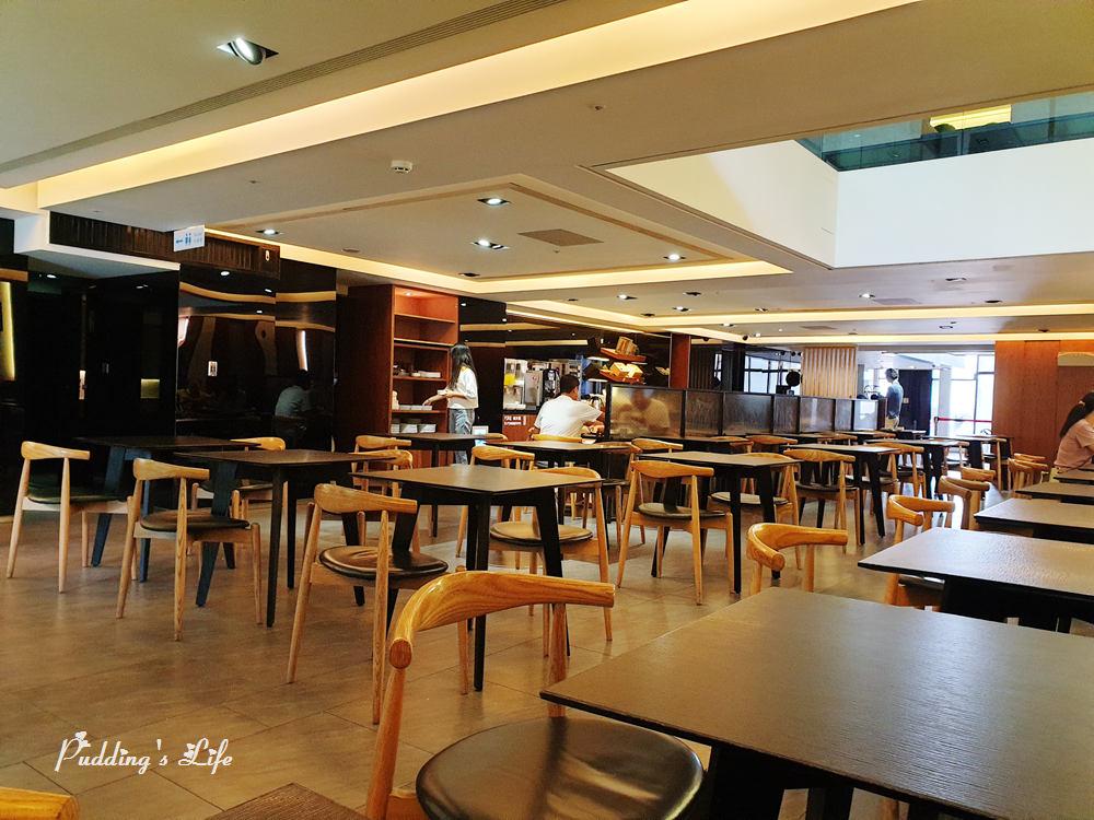 高雄捷絲旅-餐廳用餐區
