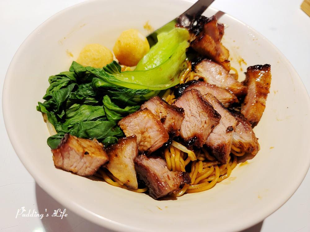 Daima大馬南洋料理-叉燒乾撈麵