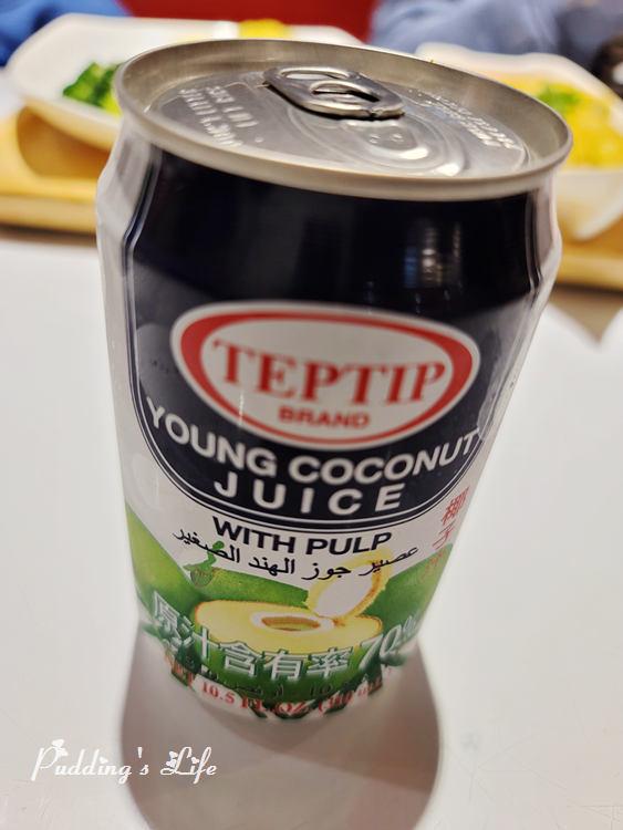 Daima大馬南洋料理-椰子汁