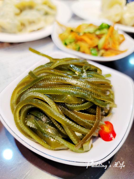 巧之味手工水餃-小菜