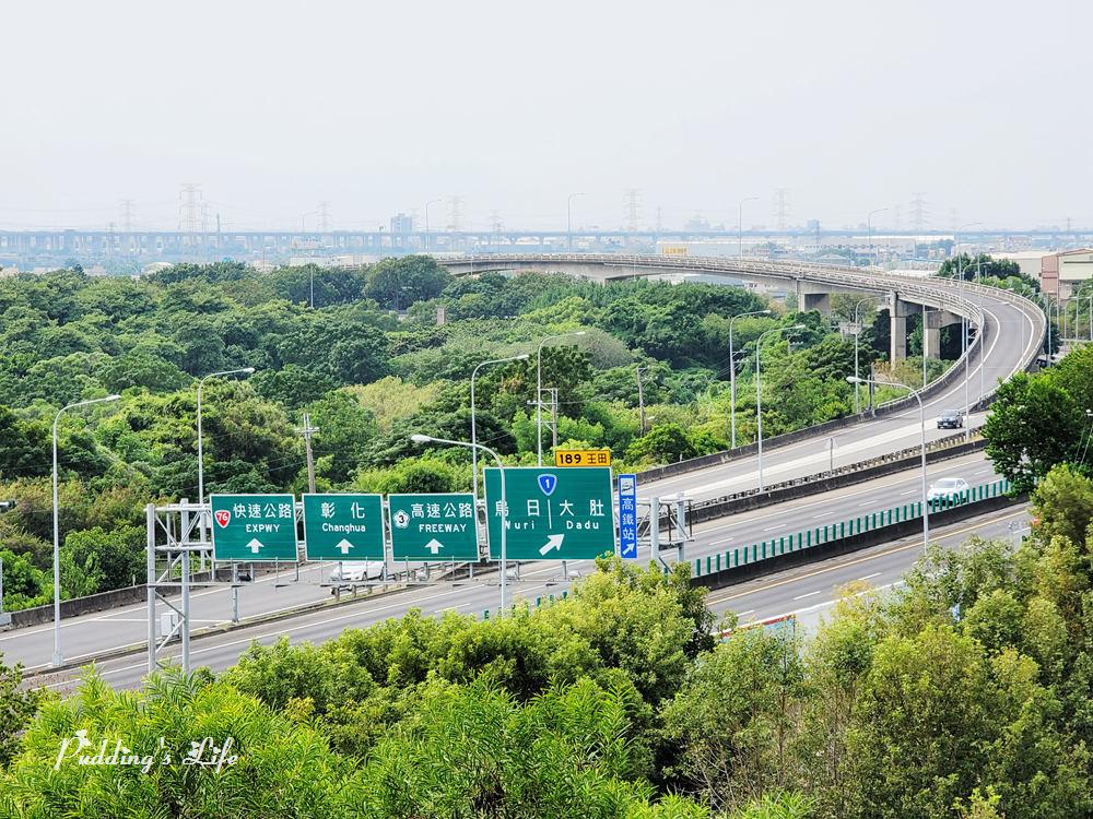 知高圳步道-國道三號