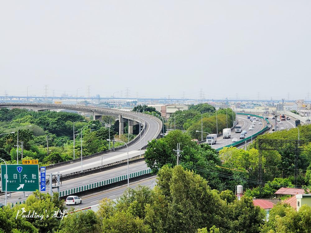 知高圳步道-高速公路