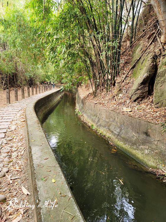 知高圳步道-水圳